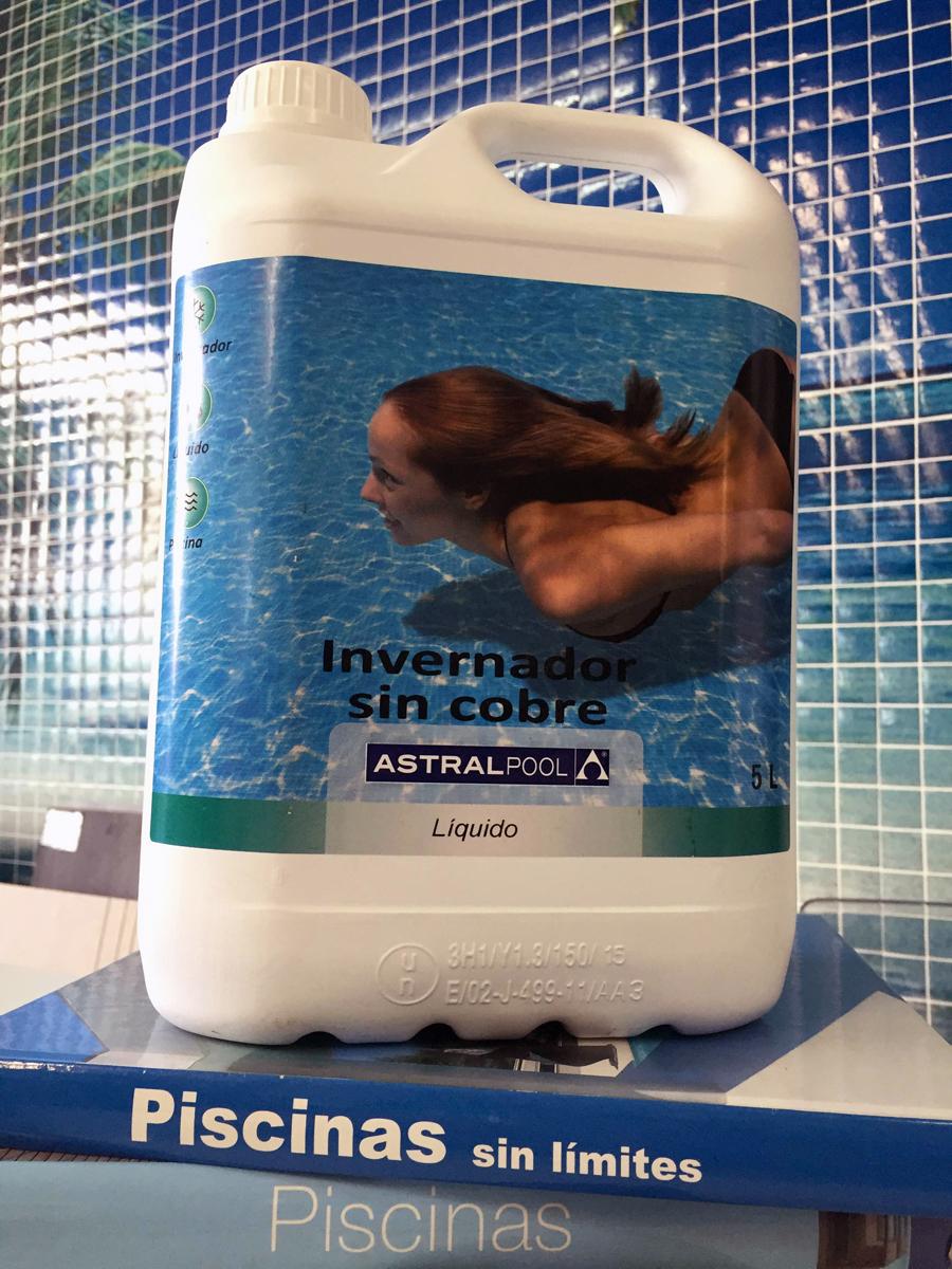 Producto estrella para el mantenimiento de piscinas: invernador de cobre de Astralpool