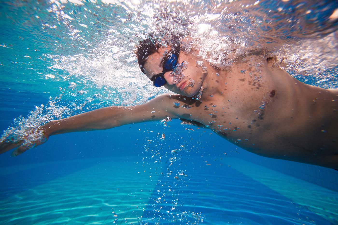 Beneficios de la natación sobre la salud