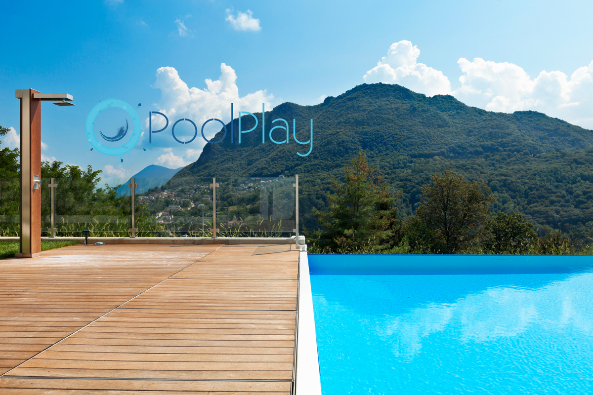 las duchas solares para piscinas emplean la energa solar para calentar el agua de una forma