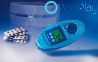 Fotómetro Scuba II para el mantenimiento de piscinas