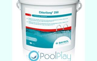 Tabletas multifunción de cloro de Bayrol