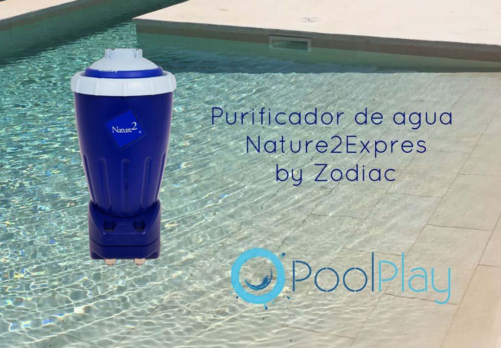 PROMOCIÓN: PURIFICADOR PARA PISCINAS NATURAL 2 EXPRESS DE ZODIAC
