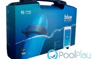 Analizador inteligente para piscinas