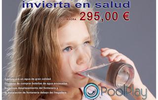 Equipo de osmosis inversa Pallas
