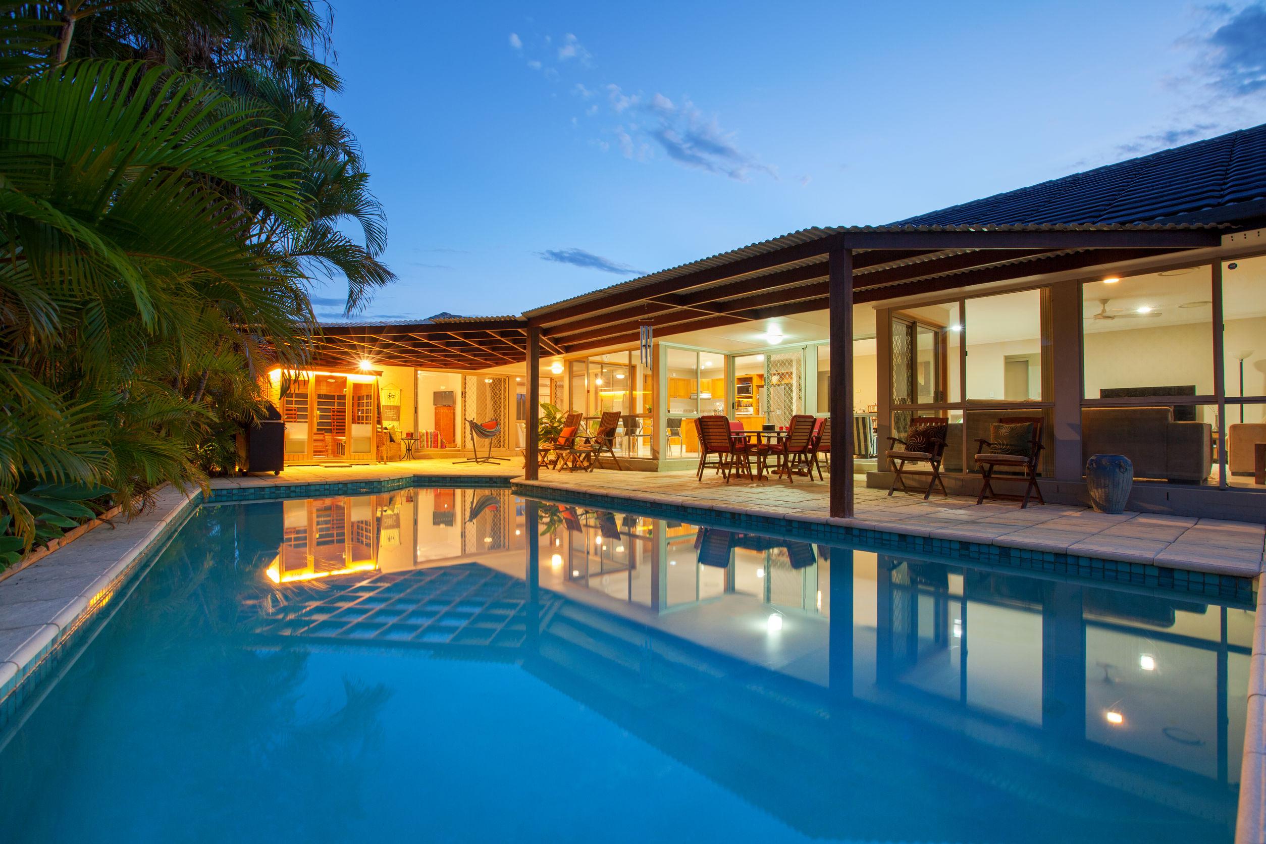 La piscina privada: una gran inversión