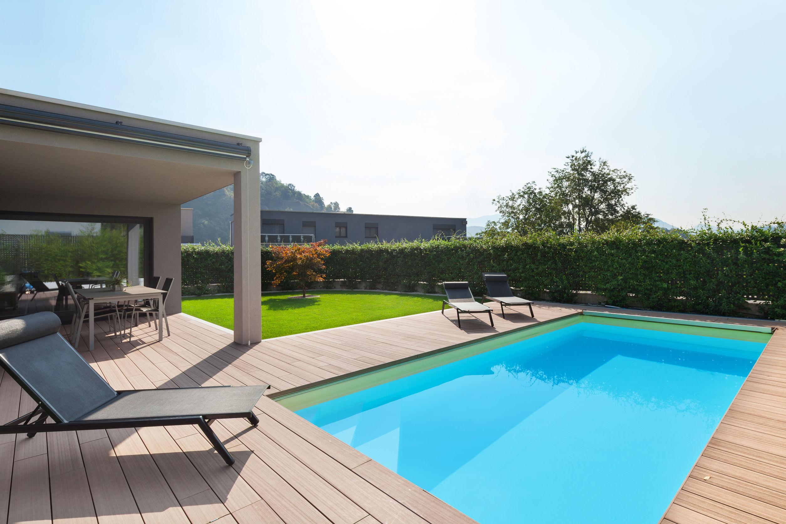 Personalización de la piscina: ideas y opciones