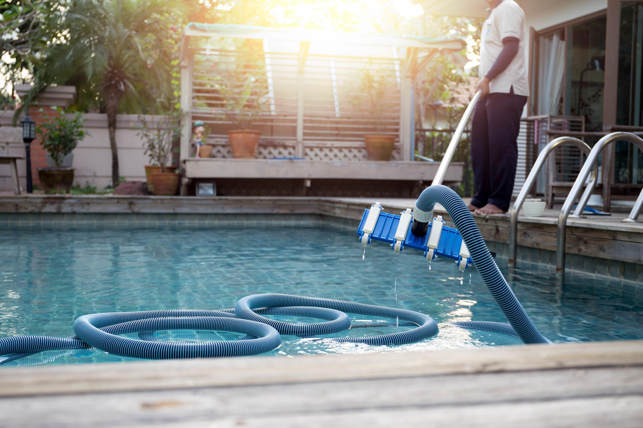 Llega la primavera, tiempo de poner a punto la piscina