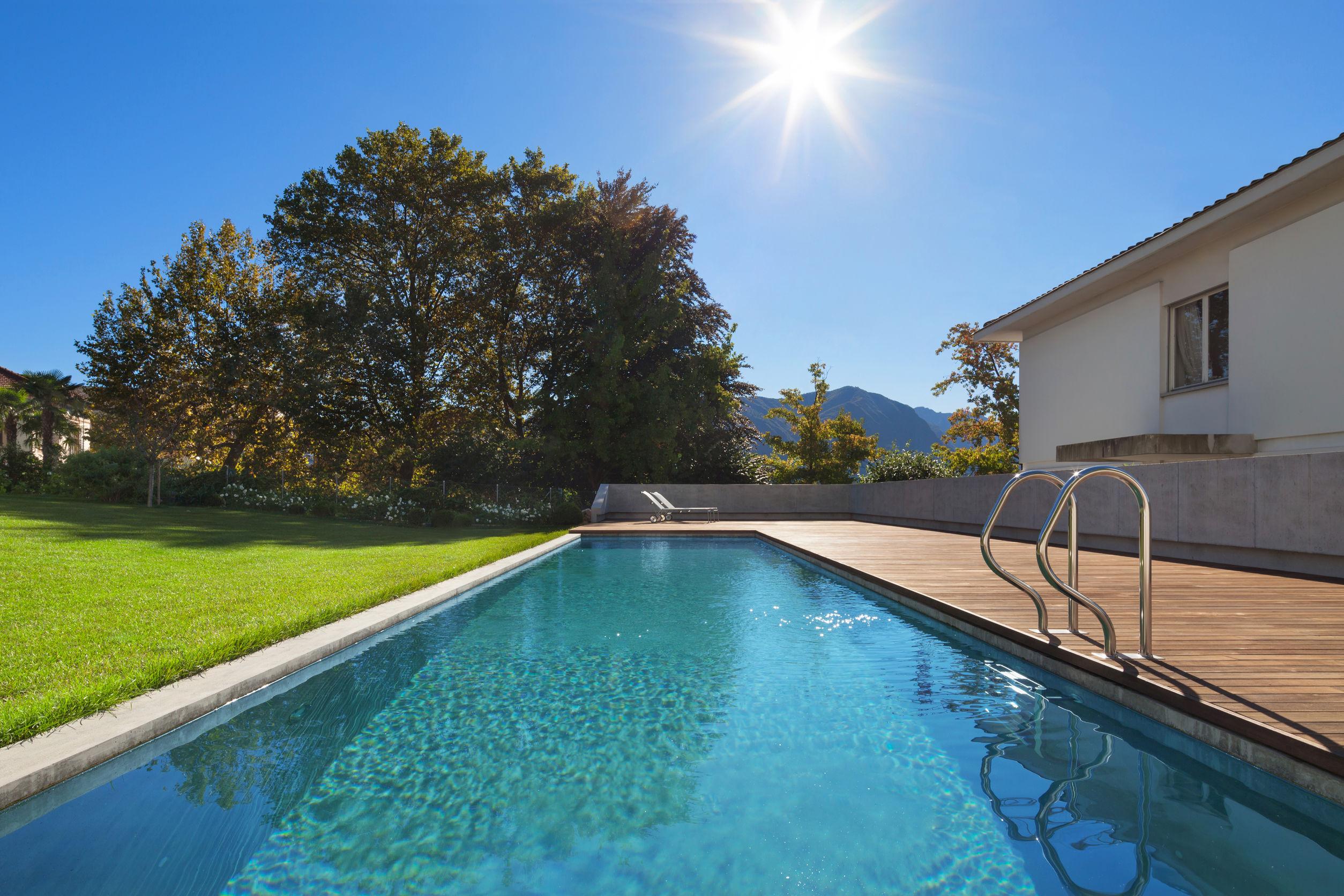 Revaloriza tu casa construyendo una piscina
