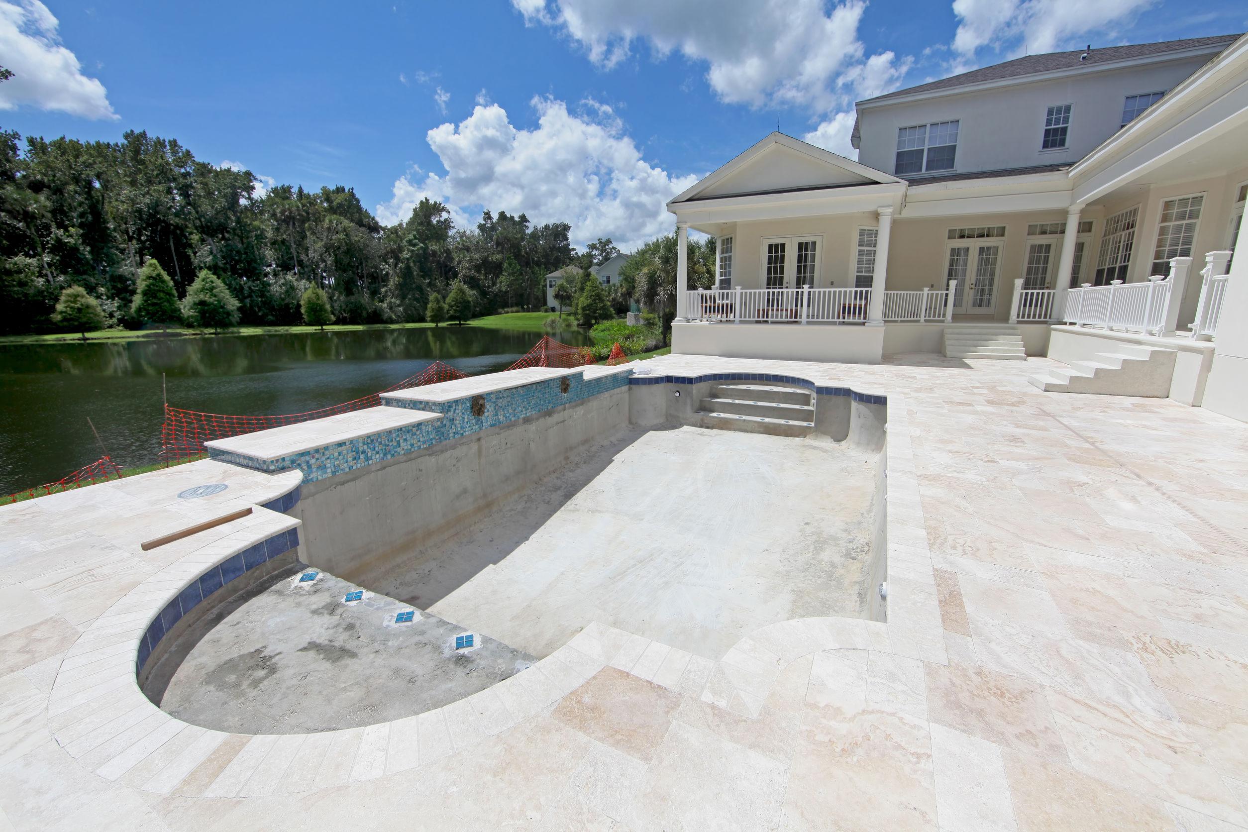 Cómo encarar un proyecto de reforma de la piscina