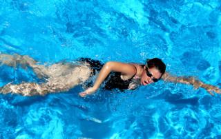 Medidas básicas de higiene en la piscina