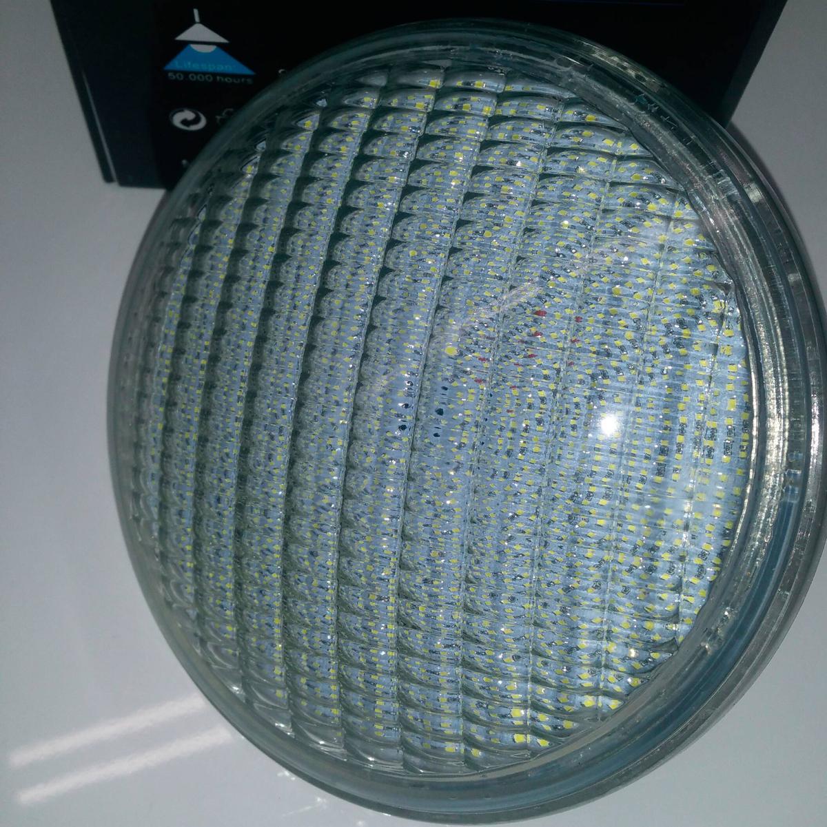 Lámpara de leds luz blanca
