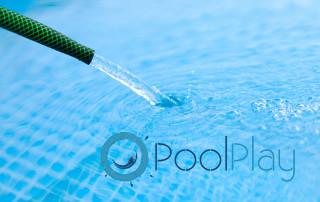 Empieza la temporada de baño y desde PoolPlay te damos una serie de consejos prácticos para llenar la piscina
