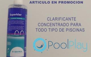 Clarificante concentrado para todo tipo de piscinas a la venta en PoolPlay