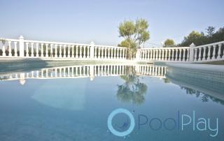 Mantenimiento de piscinas: el vidrio filtrante.