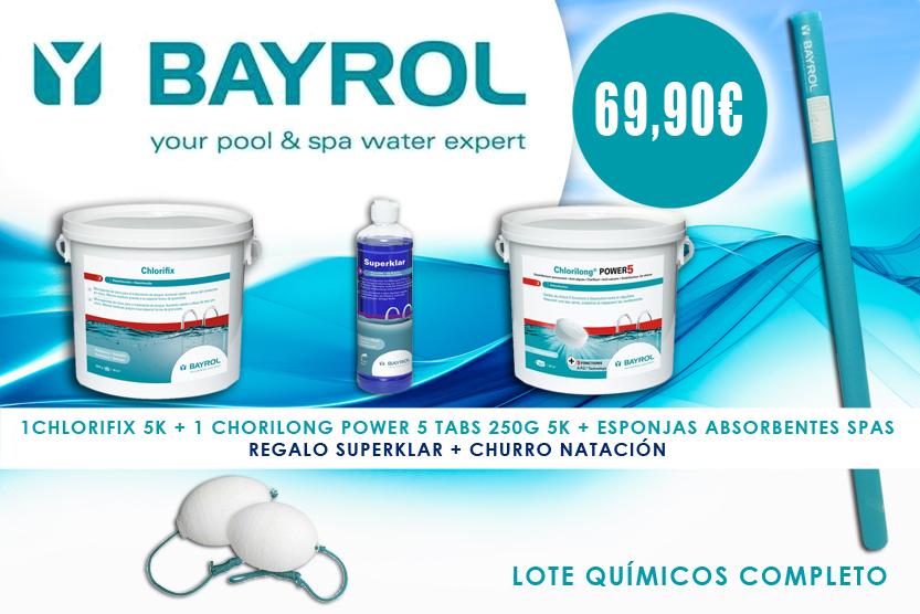Promoción Poolplay Bayrol
